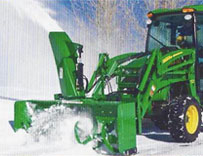 Snow Plowing & De-icing